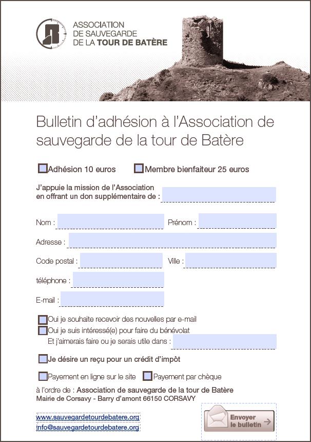 bulletin web en ligne