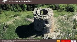 Photos aérienne de la Tour de Batère