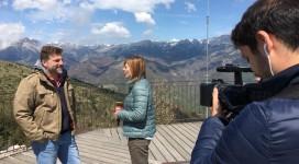 reportage TVsud Tours à signaux