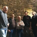 visite de la tour de Corsavy