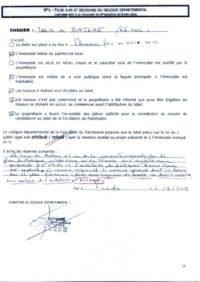 AVIS - P. ESTIENNE Président de la Fondation du Patrimoine des Pyrénées Orientales
